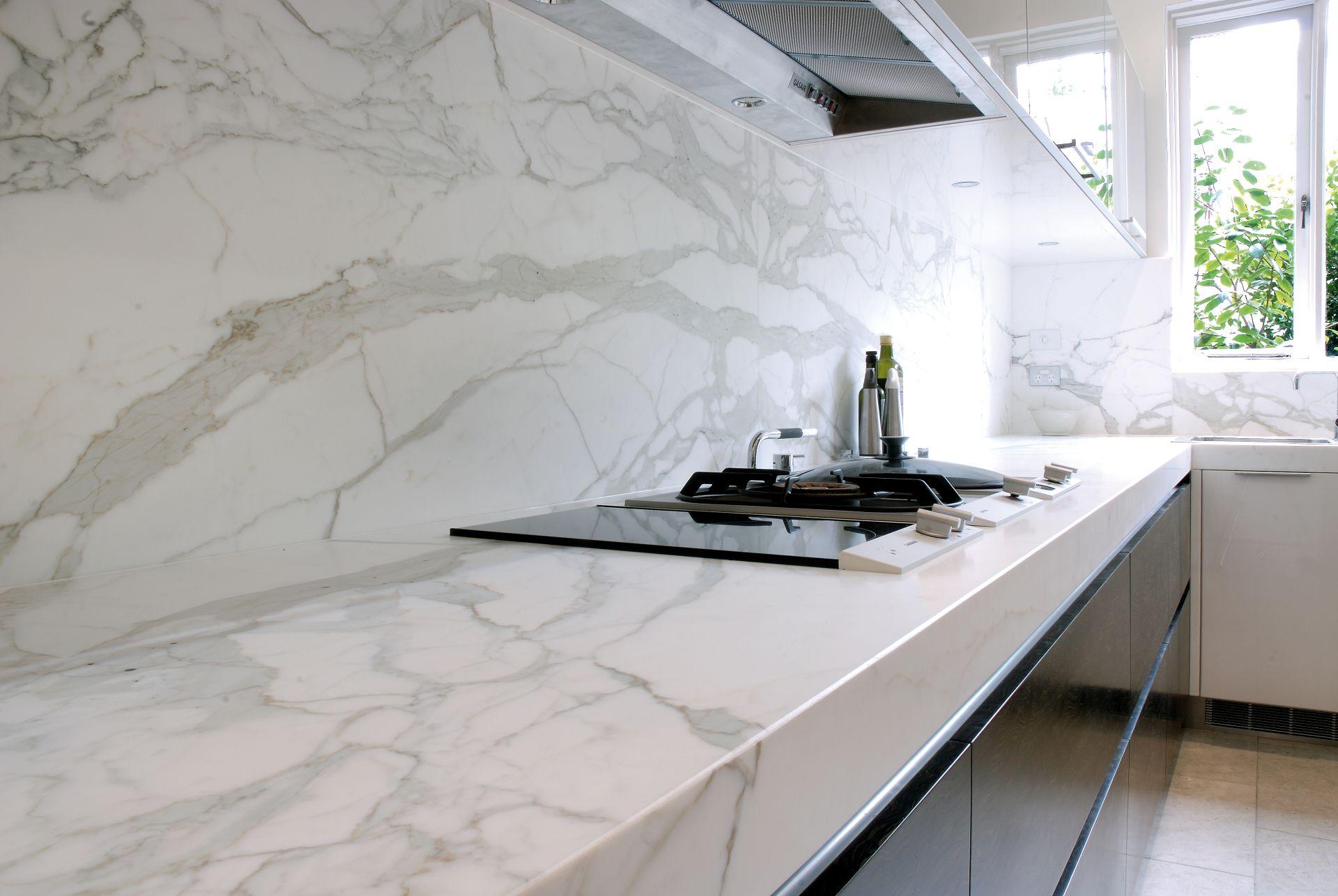 Kitchen Benchtops Marable Slab House Sydney
