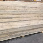 Silver travertine 1341