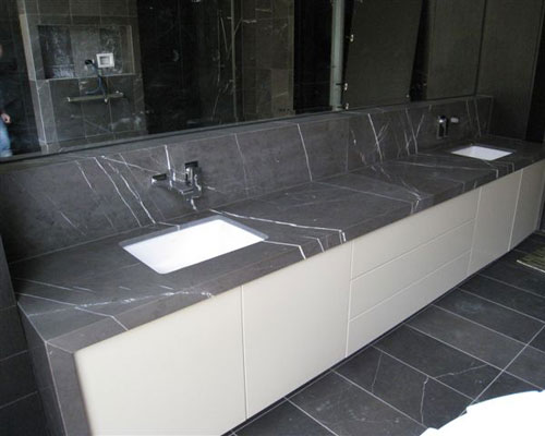 Bathrooms Marable Slab House