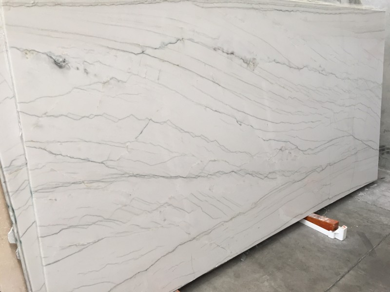 White Macaubus Quartzite Marable
